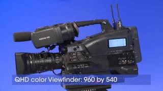 видеокамера Sony PMW-400K обзор