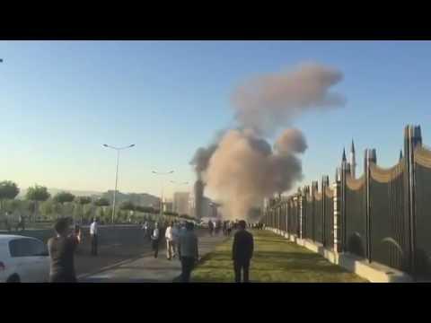 16 Temmuz 2016 - Ankara | Sabah saatlerinde F-16 saldırısı yapıldı.