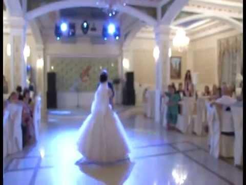 Танец жениха и невесты, 18.07.2015