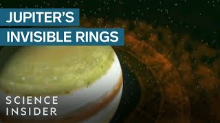 Jupiter's Invisible Planetary Rings, Explained