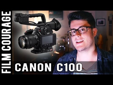 Canon C100 Was The Perfect Camera For A Debut Feature (And To Capture Clowns) by Evan Kidd