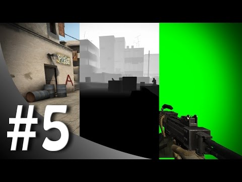 Tutorial#5 - How to record CS:GO for Editing (HLAE Tutorial)