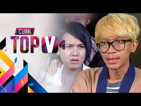 Cumi TOP V: 5 Sikap dan Pernyataan Aming Ini Bikin Evelyn Syok