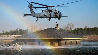Hurricane Harvey - Helicopter Relief Mission Debrief (Special Thanks to Gatorz)