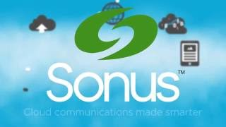 Unleash Real-Time Communications in the Cloud with Sonus