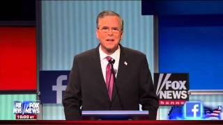 Jeb Beats Hillary Clinton on Keystone | Jeb Bush