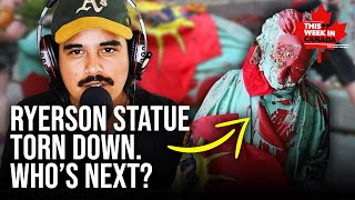 Should Statues Be Torn Down? - This Week in Canada
