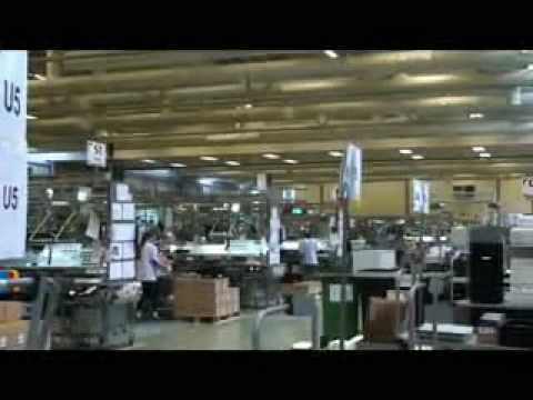 A look inside the Nokia factory Making a Nokia N97[Finland]-=DhenDaps=-