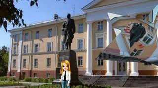 Памятник Максиму Горькому в Сарове