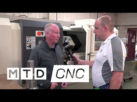 Victor HD26 is the first CNC at Pressed Flights