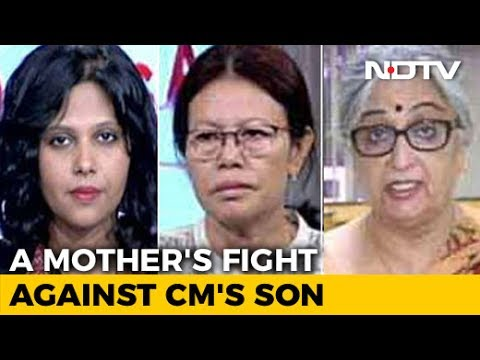 A Mother's Fight Against The Chief Minister's Son