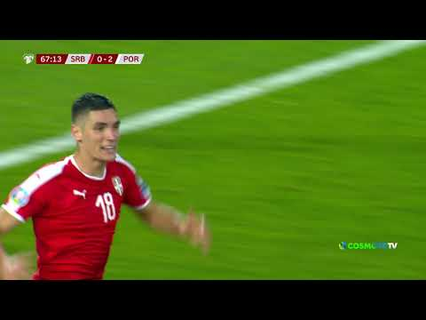 Σερβία - Πορτογαλία (2-4) - Highlights - Euro 2020 Qualifiers - 7/9/2019 | COSMOTE SPORT