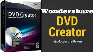 Wondershare DVD Creator || Full Review || best way to burn DVDs