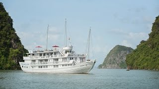 Paradise Luxury Halong Bay Cruise - Let your dreams set sail