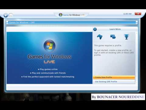 How to Fix Games For Windows Live Windows 8 and 7