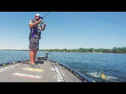 Jimmy Reese Sight Fishing on Lake Champlain