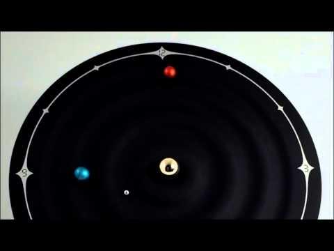 Magnetic Orbit Clock