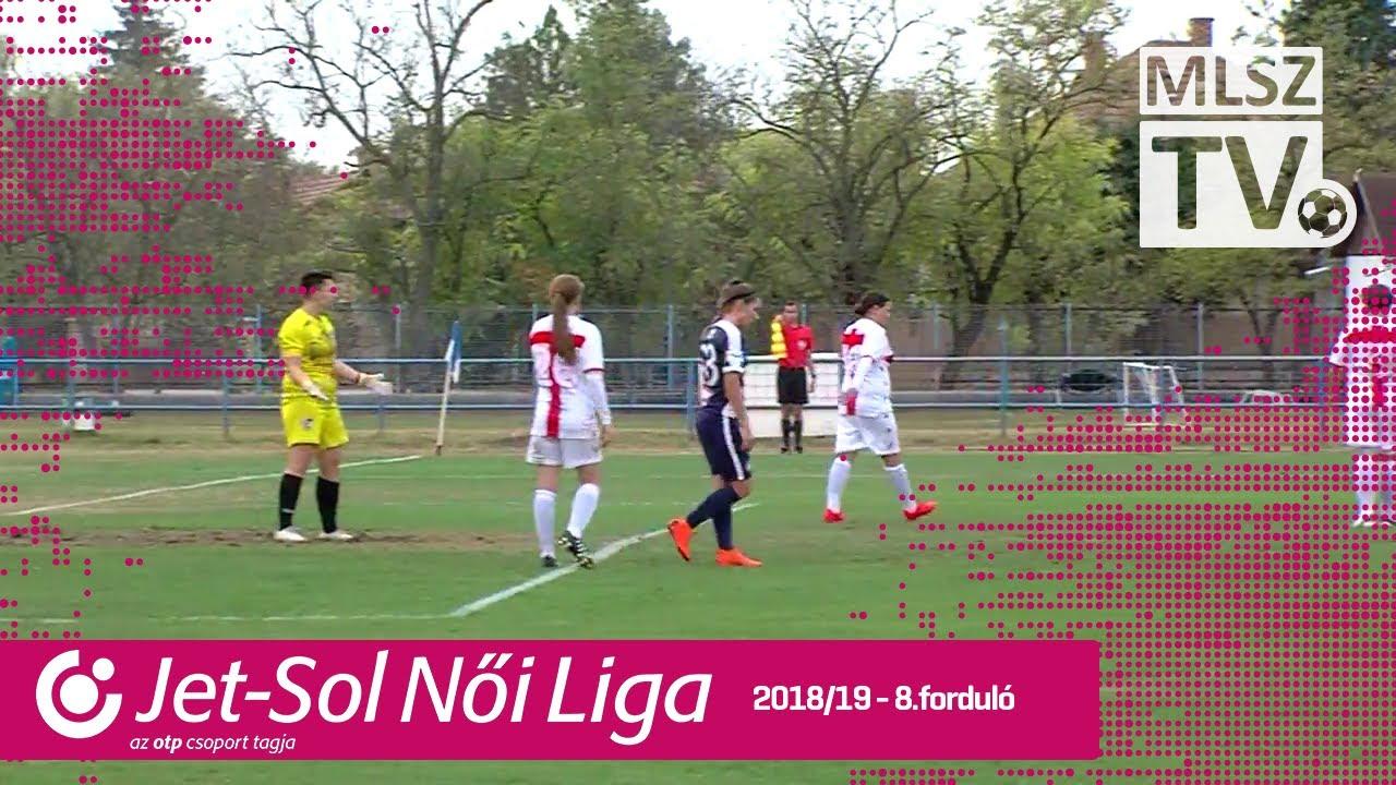 MTK Hungária FC - MLE | 2-0 | JET-SOL Liga | 8. forduló | MLSZTV