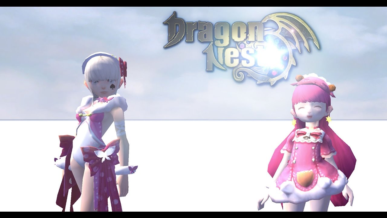 Pajama Costume u0026 Weapons - Dragon Nest  sc 1 st  YouTube & Pajama Costume u0026 Weapons - Dragon Nest - YouTube