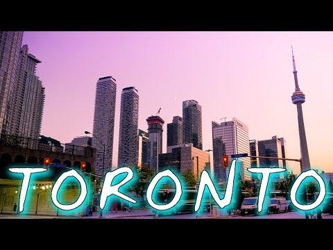 Toronto Travel Guide for 3 Day Trip! [4K]