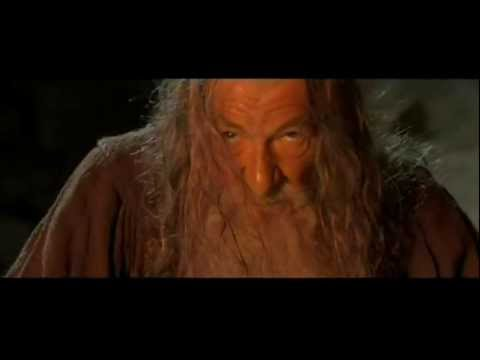 Gandalf the grey vs Balrog of morgoth