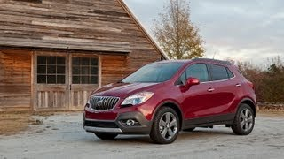 2013 Buick Encore Review: Engine, Power, Transmission, Interior and Exterior, Seats, MPG, Price