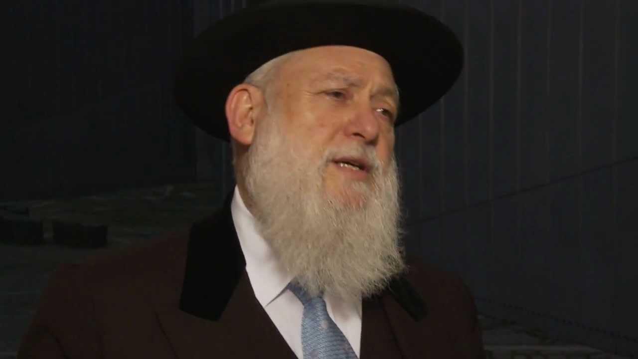 Lieblingsstücke Ein Interview mit Rabbiner Yitzhak Ehrenberg