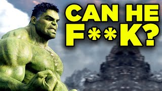 HULK Sexual History? SUPERHERO Fornication Impossible? | BQ