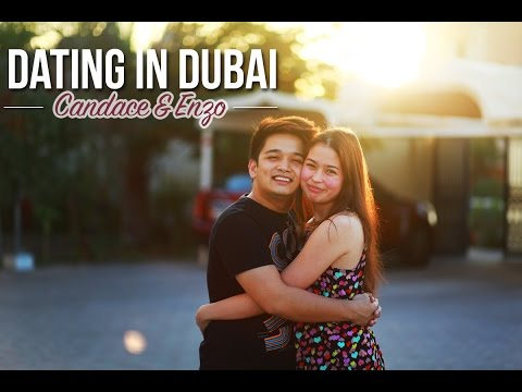 Dating in Dubai - Candace and Enzo