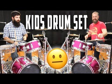 Can You Make a Kids Drum Set Sound Good? rdavidr & Stephen Taylor
