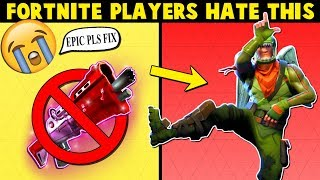 DON'T DO THESE 9 THINGS! | Fortnite Battle Royale