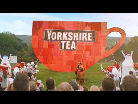 Everything Stops For Yorkshire Tea!