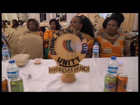 INAUGURATION OF DYNAMIC INTERNATIONAL CLUB HANNOVER BRANCH