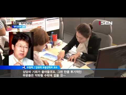 """[서울경제TV] DSR 심사 연내 도입에 """"청약 양극화 심화"""""""