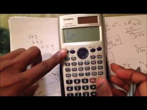 A To Z About Scientific Caluculator Best For Engineers 2015