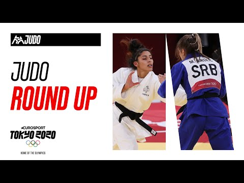 Judo | Round Up - Highlights | Olympic Games - Tokyo 2020