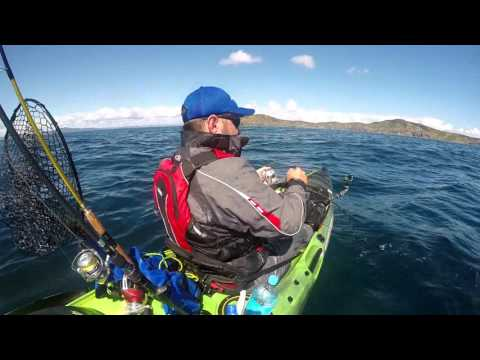 how to catch spanish mackerel from a kayak