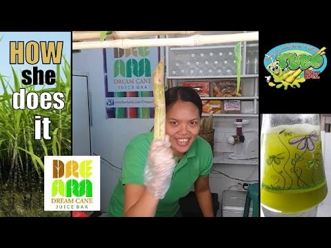 From start up to successful Sugarcane Juice Vendor - DreamCane Juice Bar