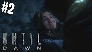 ITS GETTING HOT IN HERE | Until Dawn | Part 2