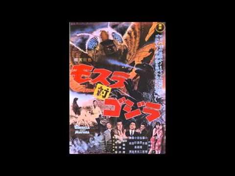 Descargar MP3 Mothra vs Godzilla (1964) - OST: Main Title