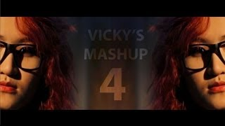 Vicky's Mashup 4 - My Apology - Mirror Mirror - Apologize - Forever and one