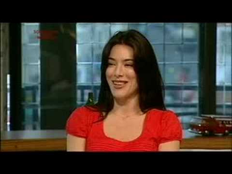 Jaime Murray Lila  on UK TV.