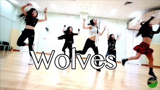 Wolves - Selena Gomez, Marshmello - RDI DANCE CLASS...(#298) CHOREOGRAPHED by RAJESH