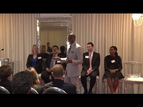 Ramsey Jay, Jr : 2015 Sports Spectacular & Cedars-Sinai Fellowship Awards  (Introduction)