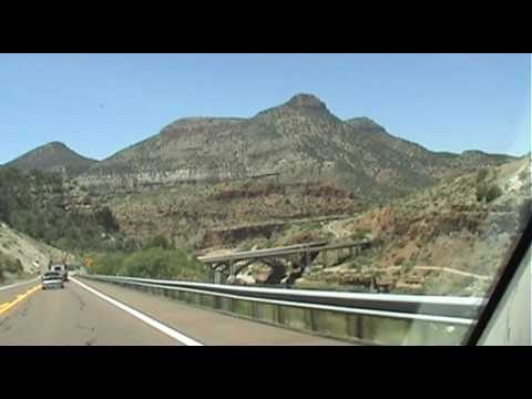 Road trip across Arizona: Awesome views from behind the wheel