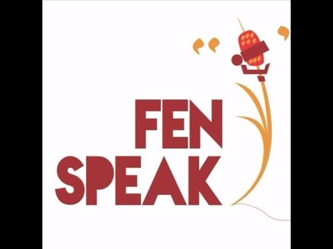 Ep.9 Fen Speak - Lunar Poetry Podcasts