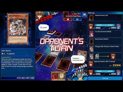 Yu-Gi-Oh! Duel Links: Aliens vs Dark World