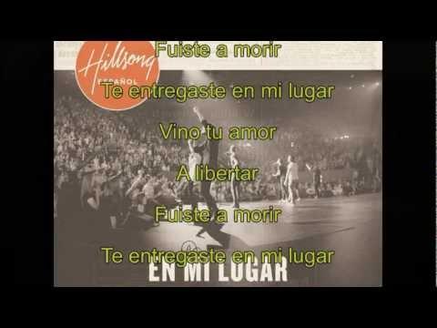 """Hillsong ( En Mi Lugar ) letra español """" Beautiful Exchange """" _ En mi lugar"""