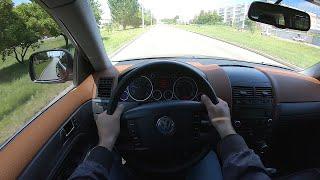 2006 Volkswagen Touareg V8 4.2L (310) POV TEST Drive