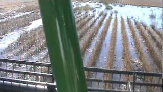2010 Soybean Harvest/Watercross